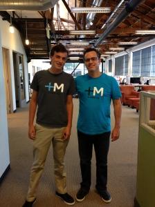 With Marqeta CEO, Jason Gardner